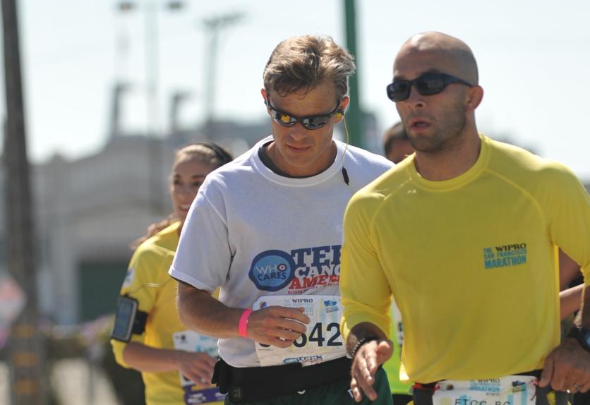TCA's Band on the Run 2018 LA Marathon